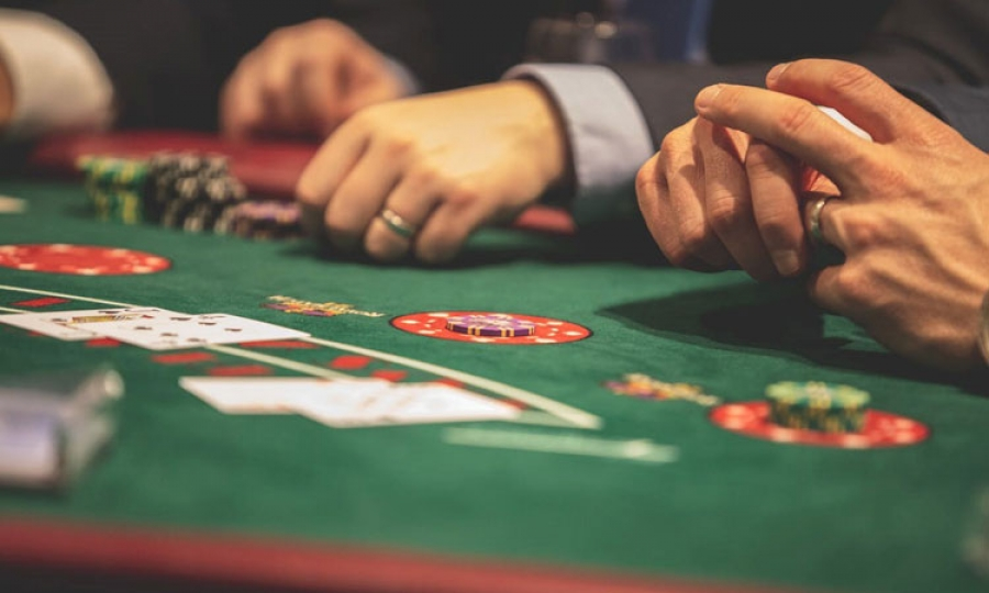 Poker is nowhere near the most popular casino game