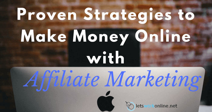Affiliate Programs - How to Make Money Online